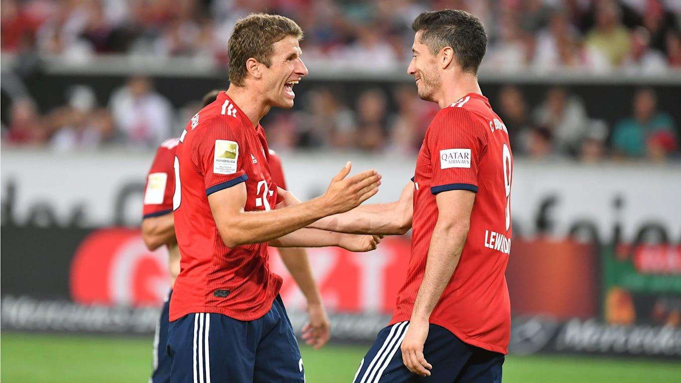 Bayern Vs Düsseldorf