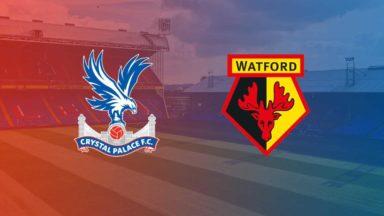 Crystal Palace vs Watford Football Prediction