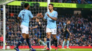 Manchester City vs Burton Football Prediction