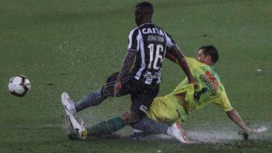 Defensa y Justicia vs Botafogo RJ