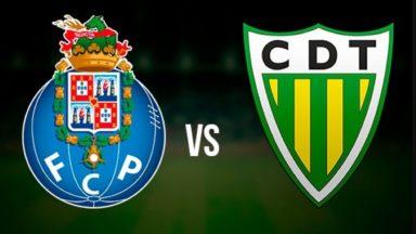 Tondela vs FC Porto