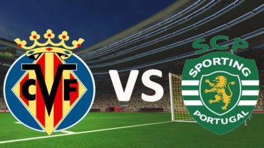 Villarreal vs Sporting Lisbon