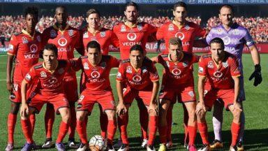 Adelaide United vs WS Wanderers