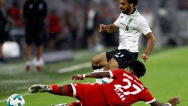 Liverpool vs Bayern Munich