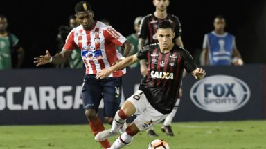 Nacional Potosi vs Zulia FC