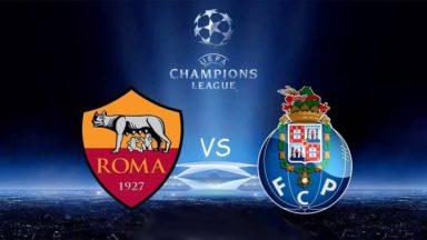 FC Porto vs AS Roma