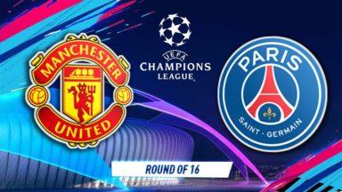 PSG vs Manchester United