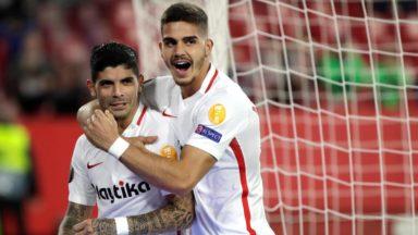 Slavia Prague vs Sevilla