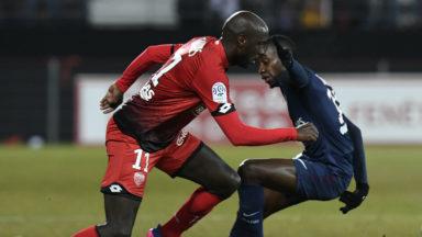 Guingamp vs Dijon