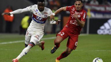 Lyon vs Montpellier