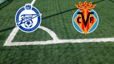 Villareal vs Zenit St. Petersburg