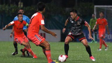 Albirex Niigata FC vs DPMM FC