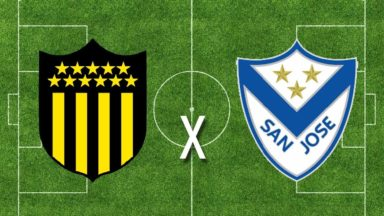 CA Penarol VS San Jose