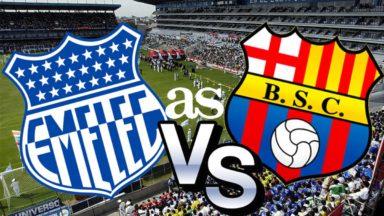 Club Sport Emelec vs CA Huracan