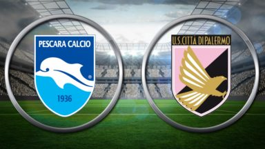 Pescara vs Palermo
