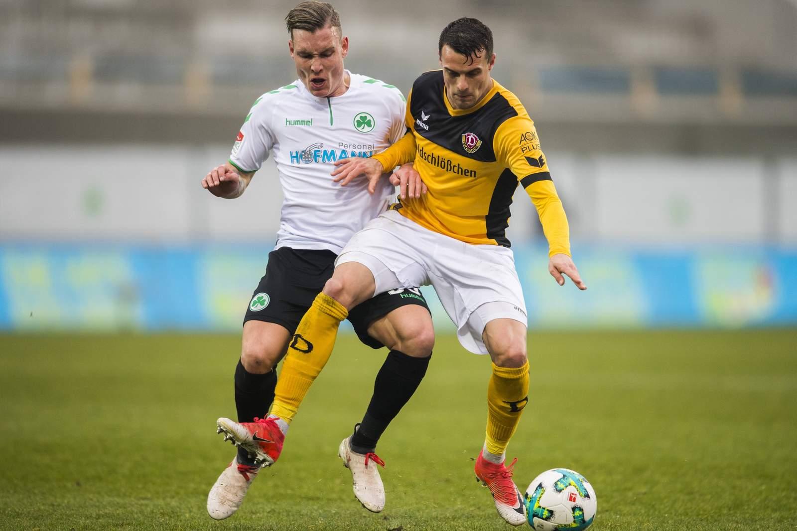 Dynamo Dresden Greuther FГјrth