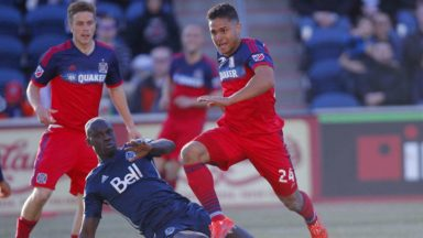Chicago Fire vs Vancouver Whitecaps