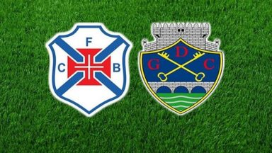 GD Chaves vs Belenenses