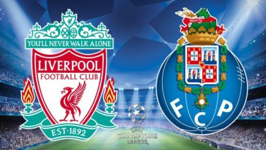 FC Porto vs FC Liverpool