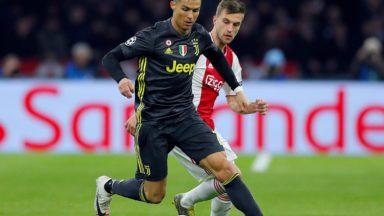 Juventus vs Ajax Amsterdam