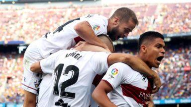 Rayo Vallecano vs Huesca