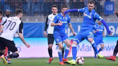 Astra Giurgiu vs Universitatea Craiova