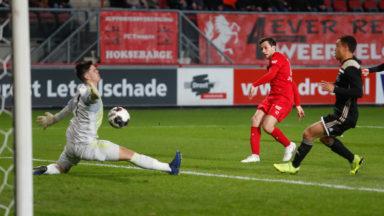 Jong Ajax vs FC Twente Enschede