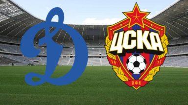 CSKA Moscow vs Dynamo Moscow