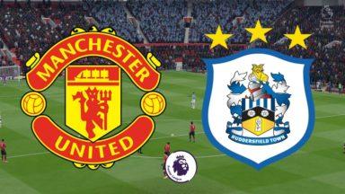 Huddersfield vs Manchester United