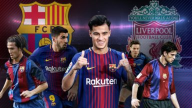 Liverpool vs FC Barcelona