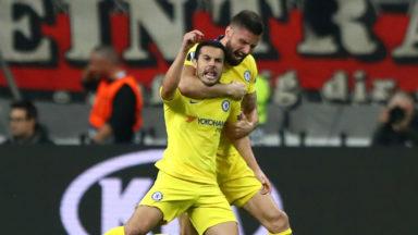 Chelsea vs Eintracht Frankfurt
