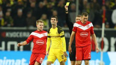 Borussia Dortmund vs Fortuna Dusseldorf