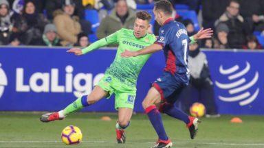 Betis vs Huesca