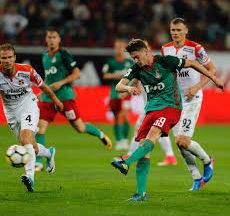 Ural vs Lokomotiv Moscow