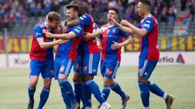 FC Thun vs FC Basel