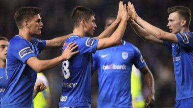 Genk vs KV Mechelen