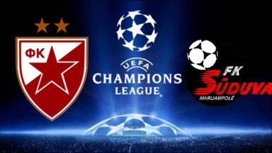 Red Star Belgrade vs Suduva