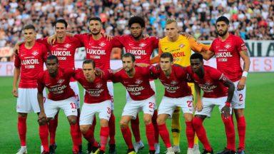 FC Tambov vs Spartak Moscow
