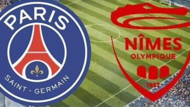 Paris SG vs Nimes