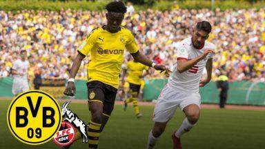 FC Koln vs Borussia Dortmund