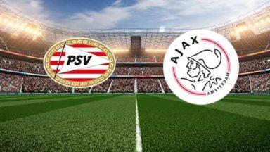 PSV Eindhoven vs Ajax Amsterdam