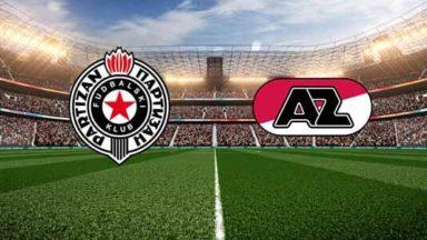 Partizan Belgrade vs AZ Alkmaar