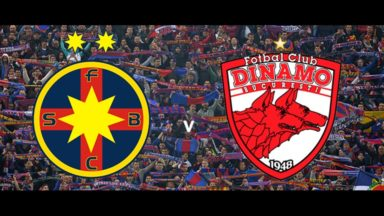 FC FCSB vs Dinamo Bucharest