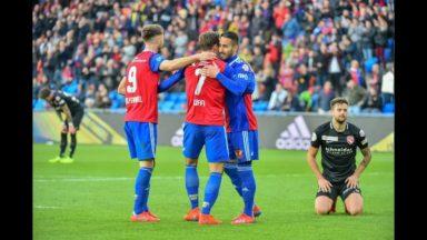 FC Basel vs Thun