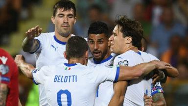 Italia vs Armenia