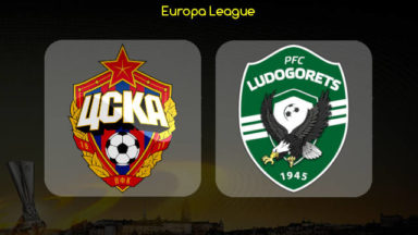 CSKA Moscow vs Ludogorets