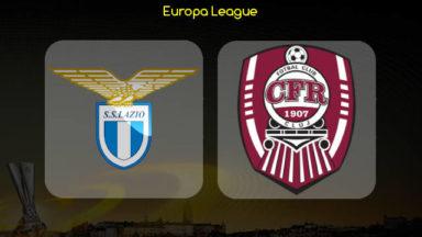 Lazio Roma vs CFR Cluj