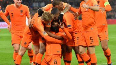 Netherlands vs Estonia