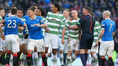 Glasgow Rangers vs Celtic Glasgow