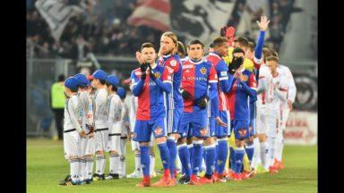 FC Basel vs Sion